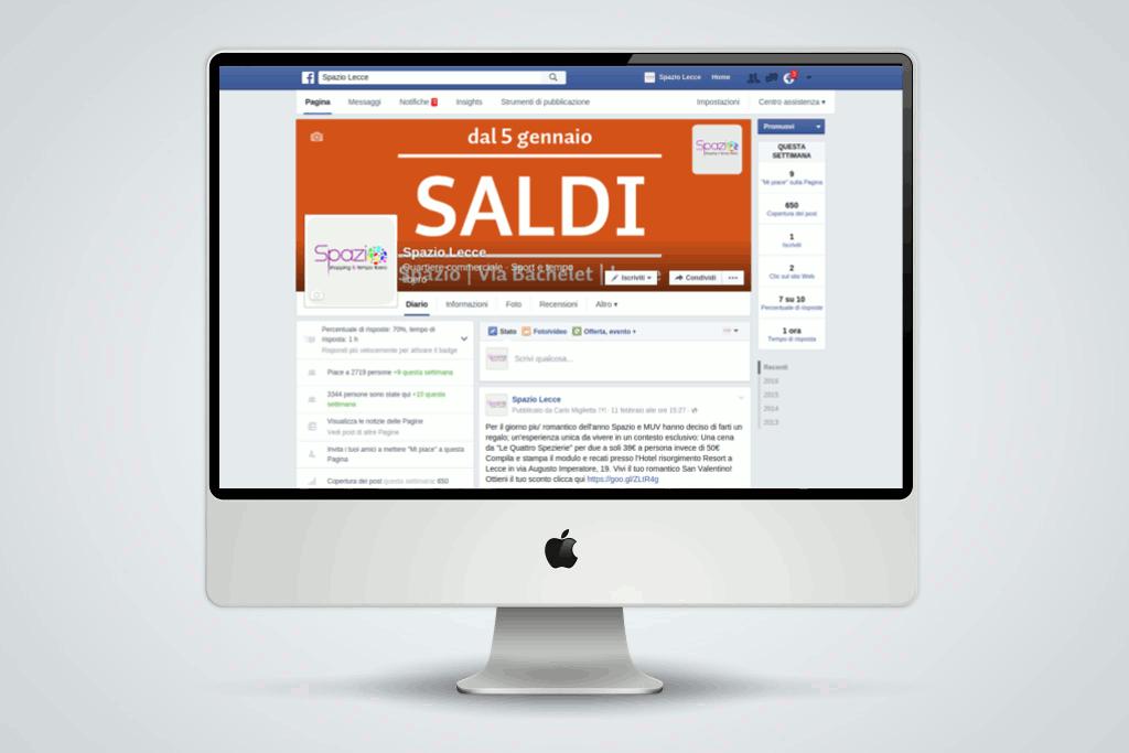 Facebook Spazio