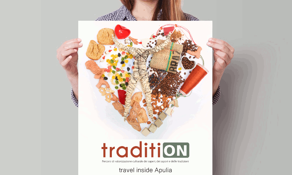 Tradition grafica, logo